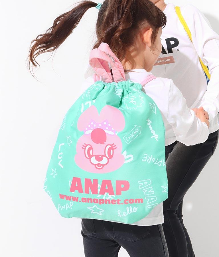 キャラクター2WAYバッグ(バッグ・鞄・小物/バックパック・リュック) | ANAP KIDS