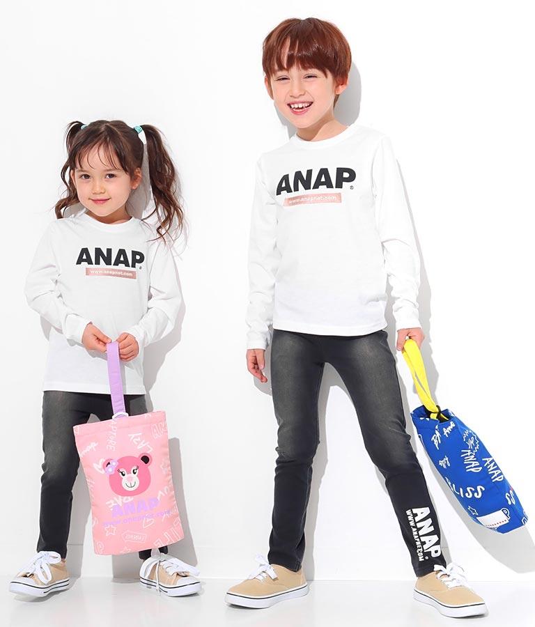 キャラクターシューズバッグ(Others/その他)   ANAP KIDS