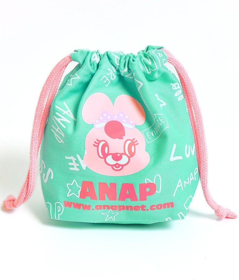 キャラクター巾着(ファッション雑貨/ポーチ) | ANAP KIDS