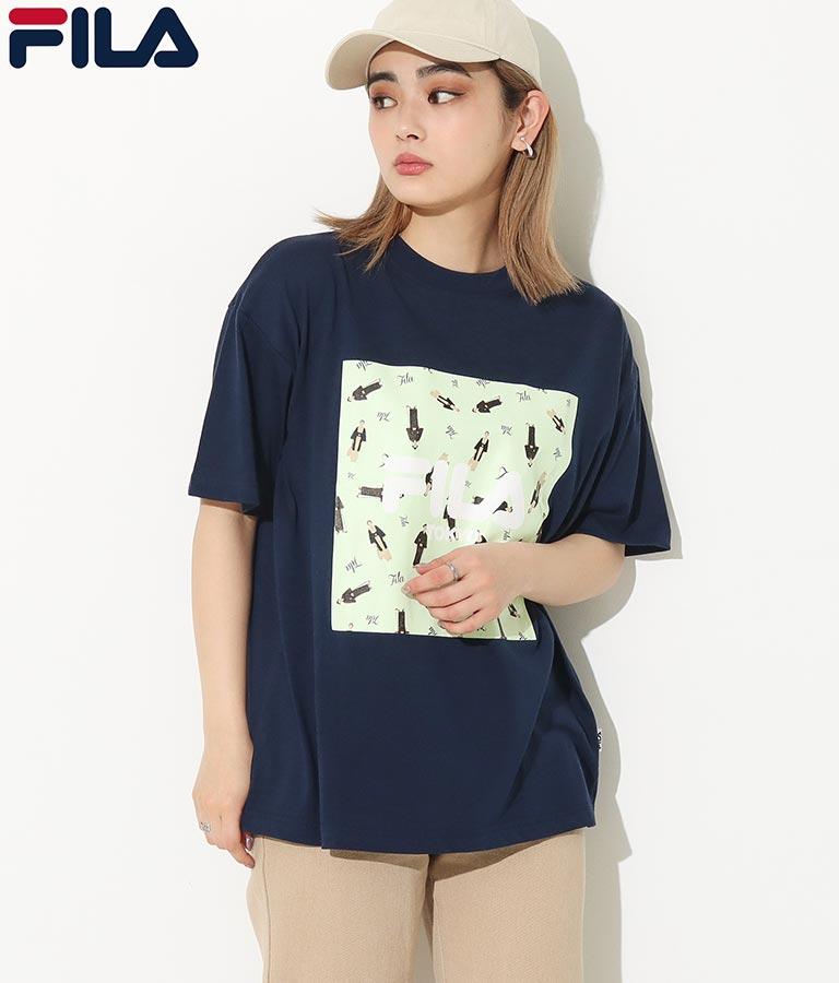 FILAグラフィックTシャツ