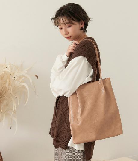 A4イージートート(バッグ・鞄・小物/トートバッグ) | Factor=