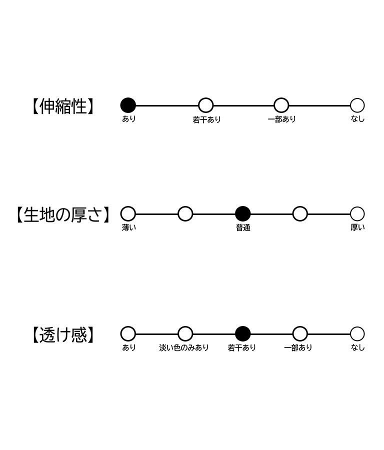 リサイクルポリエステルニットロングワンピース(ワンピース・ドレス/ロングワンピ)   CHILLE