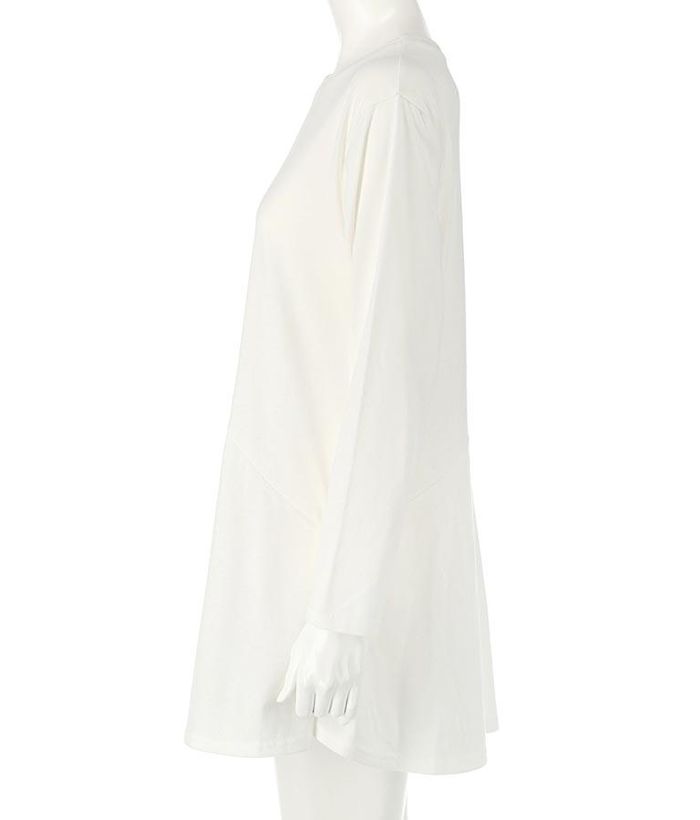裾フレアカットソー | CHILLE