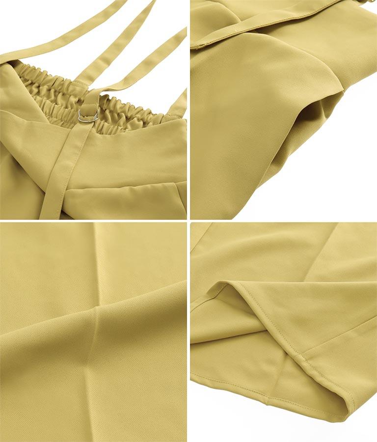 アーバンツイルオーバーオール(ワンピース・ドレス/サロペット/オールインワン) | Alluge