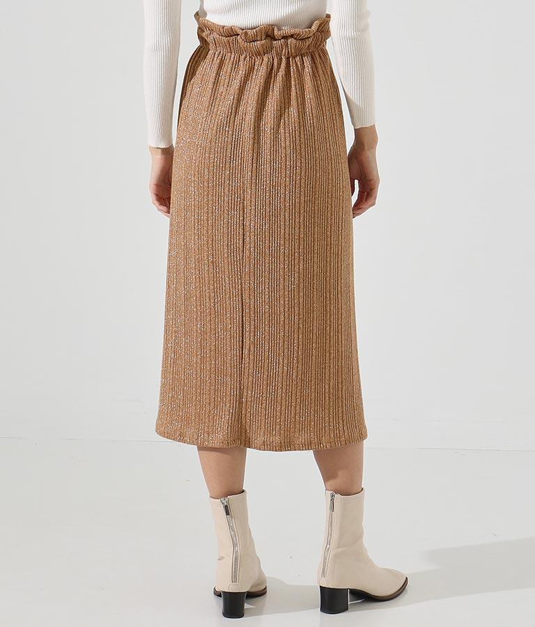 ルレックス混リブジャージーペンシルスカート(ボトムス・パンツ /スカート) | Settimissimo