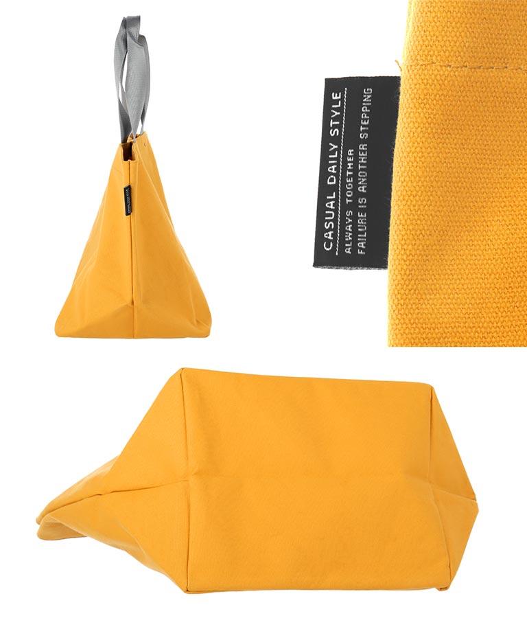 バイカラーデザインビッグトートバッグ(バッグ・鞄・小物/トートバッグ) | Alluge