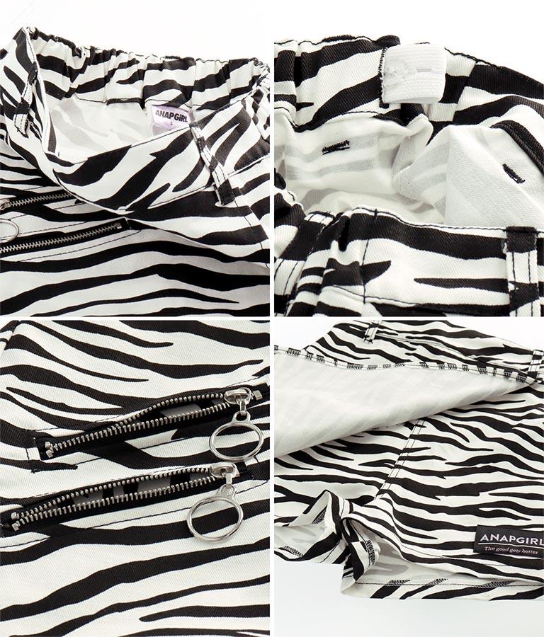 ハートカラビナ付スカパン(ボトムス・パンツ /ショートパンツ・スカート) | ANAP GiRL