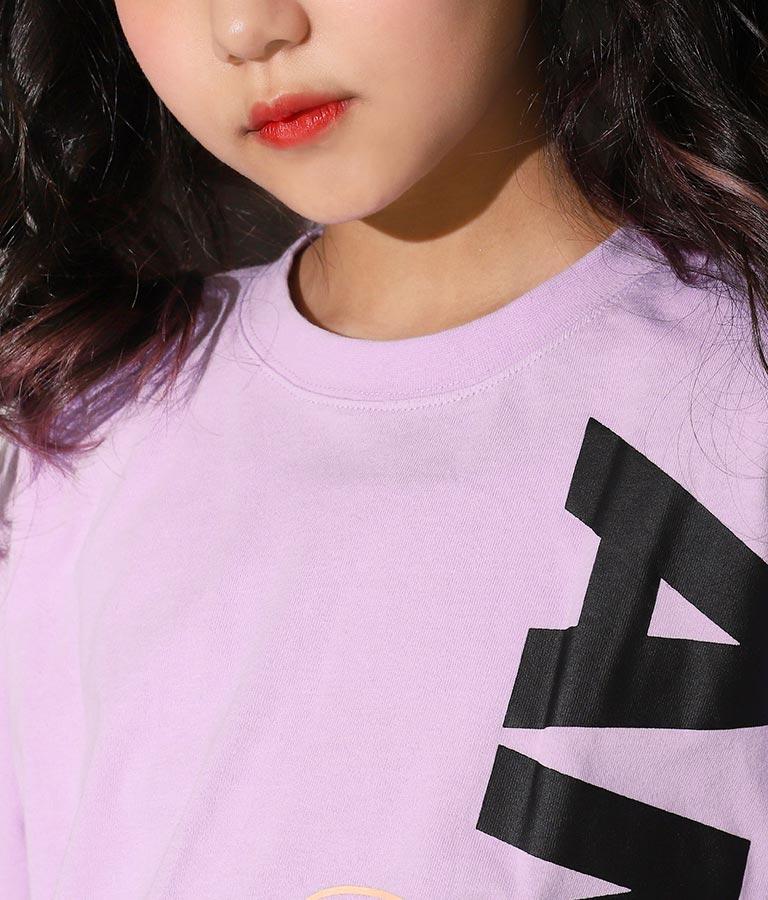 ビッグタテロゴTシャツ(トップス/Tシャツ)   ANAP GiRL
