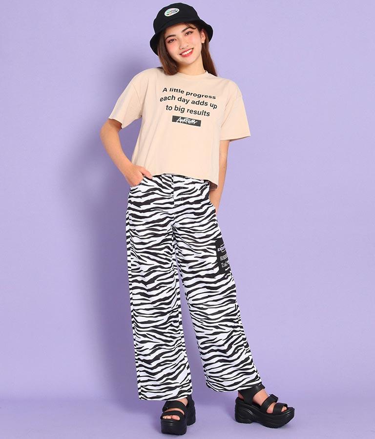 メッセージTシャツ(トップス/Tシャツ)   ANAP GiRL