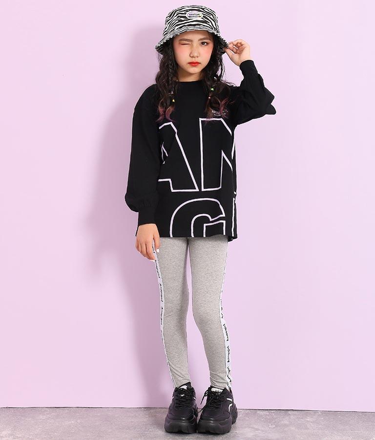 ビッグロゴロンT(トップス/Tシャツ・ロングTシャツ) | ANAP GiRL