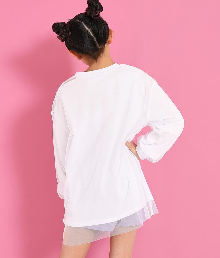 ファッショニスタチュール重ねロンT(トップス/Tシャツ) | ANAP GiRL
