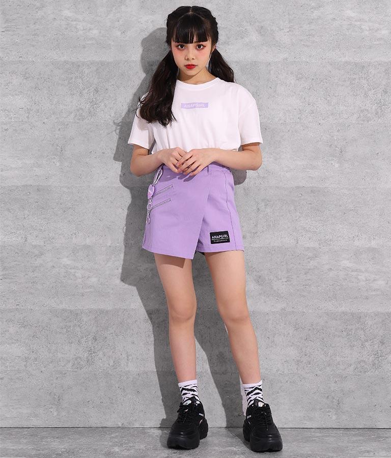 ポケット付&ボックスロゴTシャツ2枚セット(トップス/Tシャツ) | ANAP GiRL