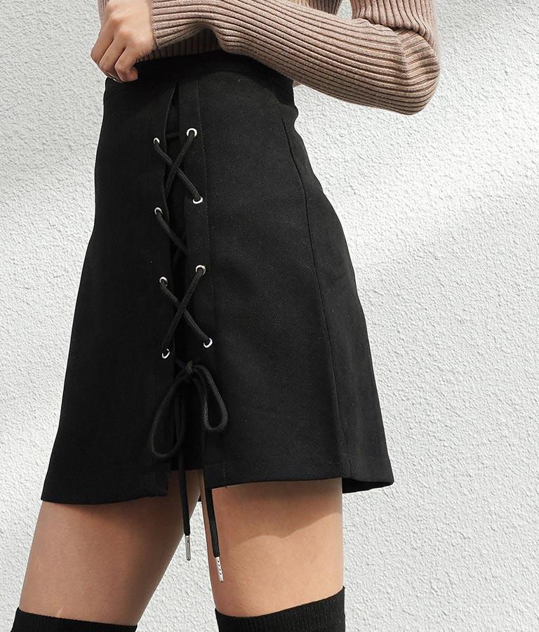 フロントレースアップスカート(ボトムス・パンツ /スカート) | ANAP