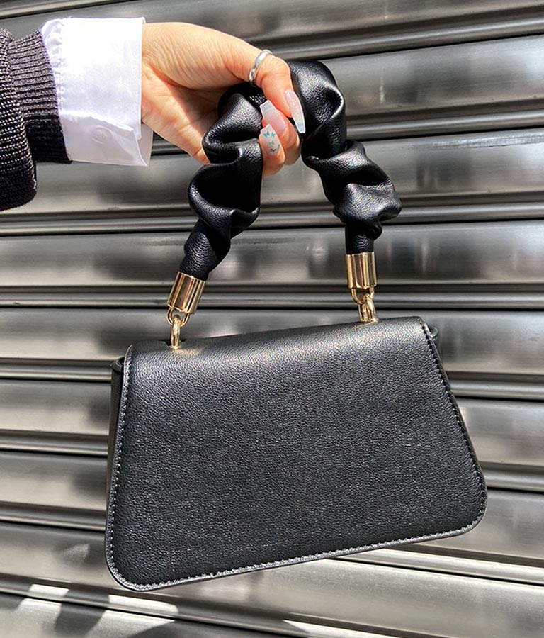 シュシュハンドルミニバッグ(バッグ・鞄・小物/ハンドバッグ) | anap Latina