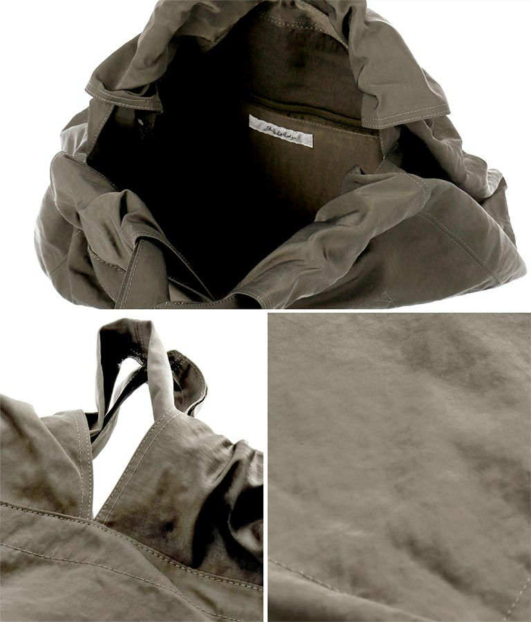 スリングドロストトートバッグ(バッグ・鞄・小物/トートバッグ)   Alluge