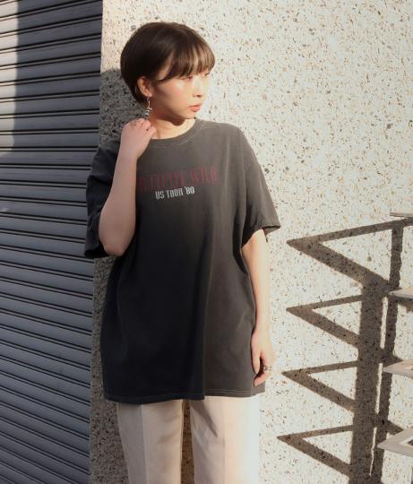 TOUR プリントTシャツ   Factor=