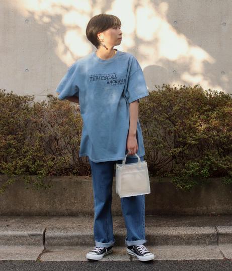 LIVE プリントTシャツ | Factor=