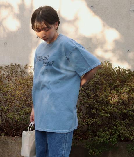 LIVE プリントTシャツ(トップス/Tシャツ) | Factor=