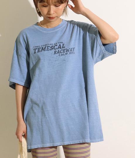 LIVE プリントTシャツ