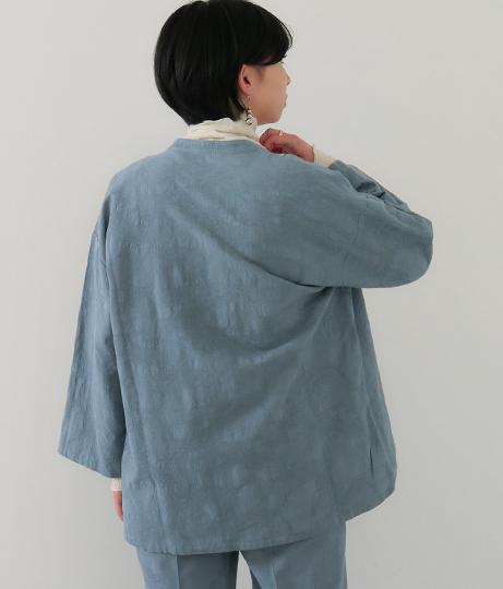 チャイナ釦シャツジャケット(アウター(コート・ジャケット) /ジャケット・ブルゾン) | Factor=