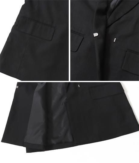 【低身長向けサイズ】ロングテーラードジャケット(アウター(コート・ジャケット) /ジャケット・ブルゾン) | AULI