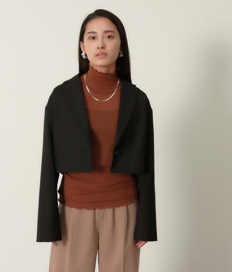 【低身長向けサイズ】ショートジャケット