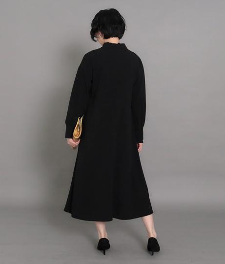 【低身長向けサイズ】ウエスト切替シャツワンピース(ワンピース・ドレス/ミディアムワンピ) | AULI