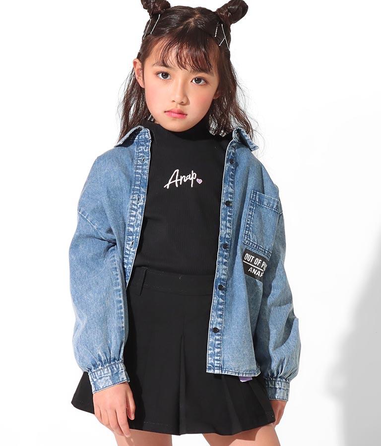 ケミカルデニムシャツ   ANAP KIDS