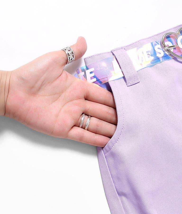 クリアベルト付スカパン(ボトムス・パンツ /ショートパンツ・スカート) | ANAP KIDS