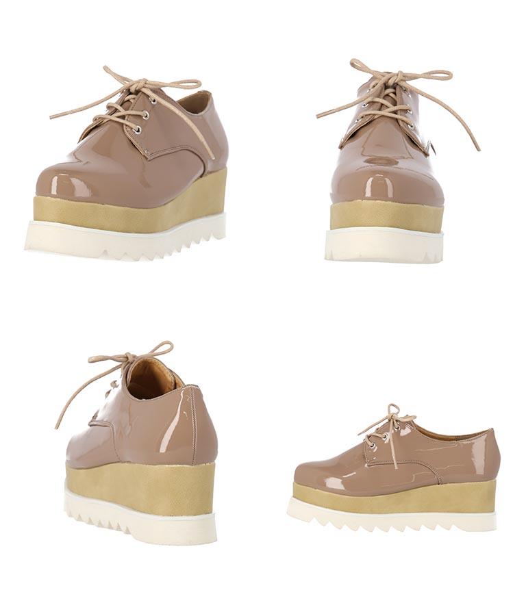 厚底オックスフォードシューズ(シューズ・靴/パンプス) | CHILLE