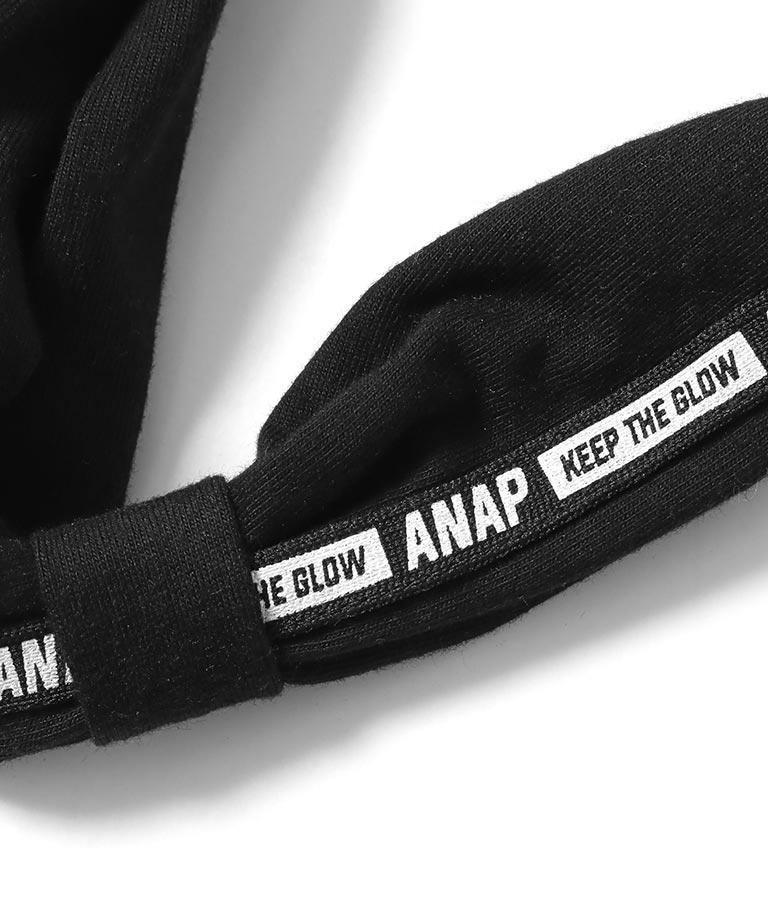 ラインロゴヘアバンド(アクセサリー/ヘアアクセサリー ・ヘアバンド ) | ANAP KIDS
