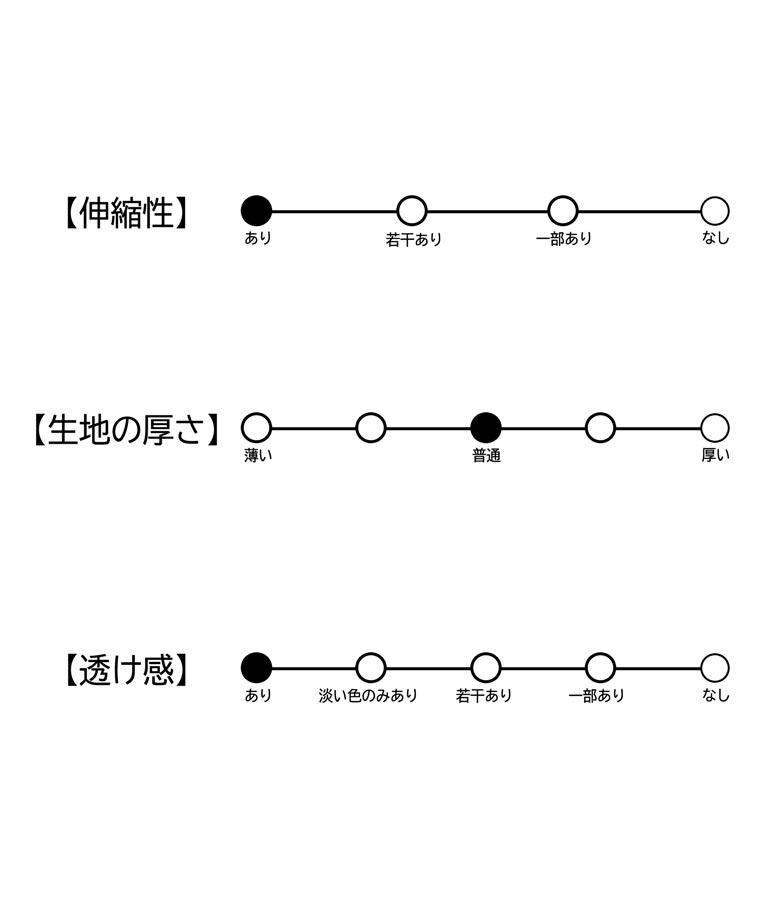 メッシュ編みVネックニットトップス | ANAP