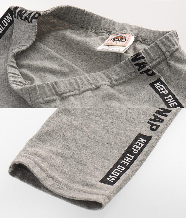 オーガニックTシャツ+レギンスSET(ボトムス・パンツ /Tシャツ・レギンス) | ANAP KIDS