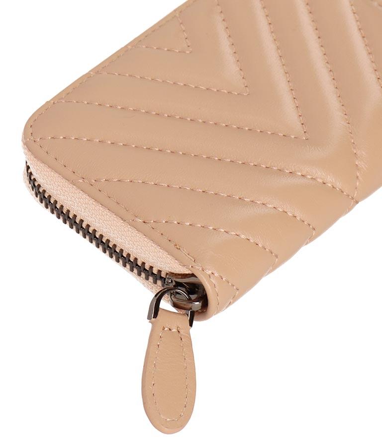 リアルレザーコイン&カードケース(ファッション雑貨/財布 ・長財布・二つ折り(折りたたみ財布) ) | Alluge