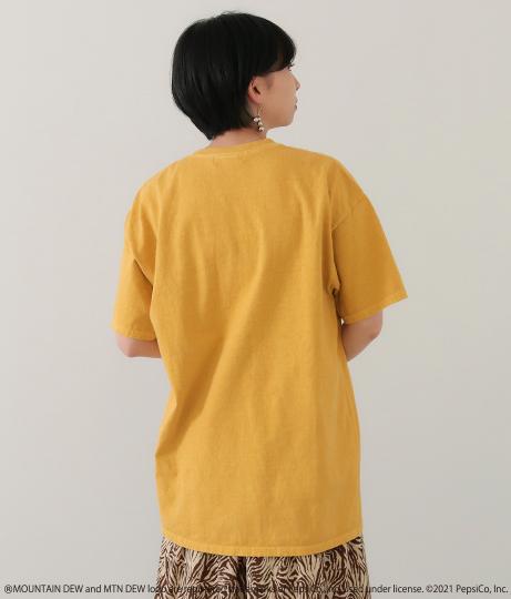 Mountain Dew プリントTシャツ(トップス/Tシャツ) | Factor=