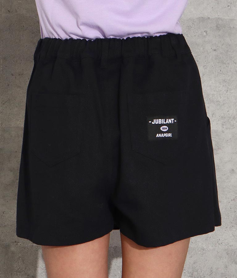 チャーム付ボタン台形スカパン(ボトムス・パンツ /ショートパンツ・スカート) | ANAP GiRL
