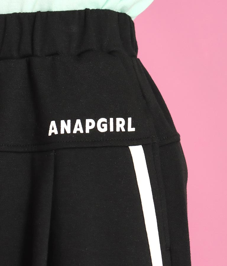 サイドラインフレアスカパン(ボトムス・パンツ /ショートパンツ・スカート) | ANAP GiRL