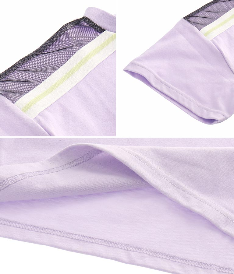 肩チュールアキトップス(トップス/Tシャツ・カットソー ) | ANAP GiRL