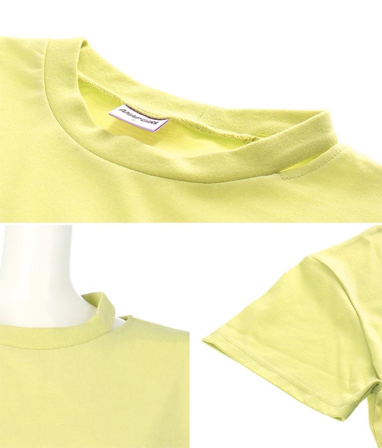 ホログラムロゴビッグTシャツ(トップス/Tシャツ)   ANAP GiRL