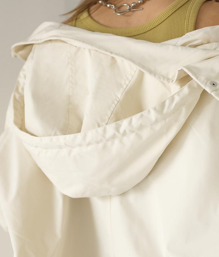 ウエストドロストフーディージャケット(アウター(コート・ジャケット) /ジャケット・ブルゾン) | ANAP
