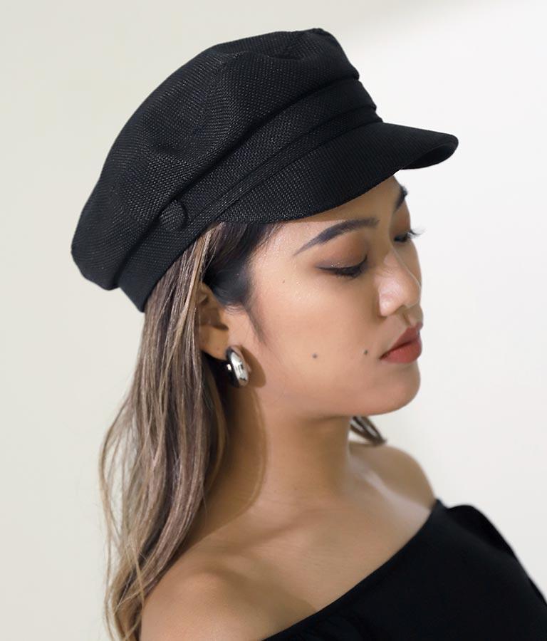 シンプルサマーキャスケット(ファッション雑貨/ハット・キャップ・ニット帽 ・キャスケット・ベレー帽) | ANAP