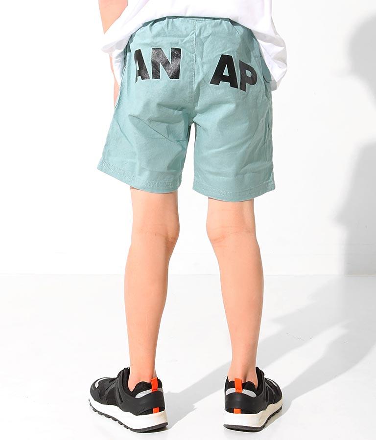 ソフトオックスハーフパンツ(ボトムス・パンツ /ショートパンツ) | ANAP KIDS