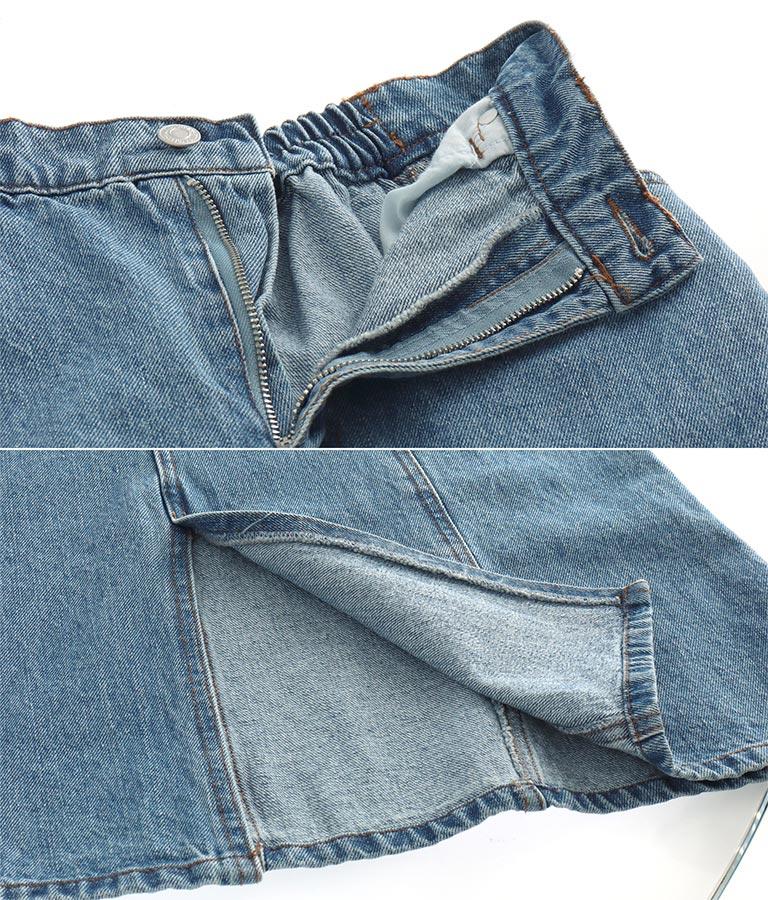 デニムマーメイドスカート(ボトムス・パンツ /スカート)   CHILLE