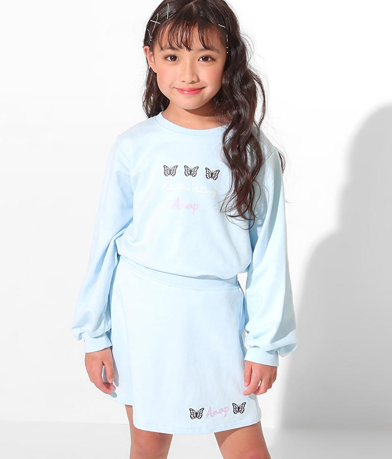 バタフライミニスカート(ボトムス・パンツ /スカート) | ANAP KIDS