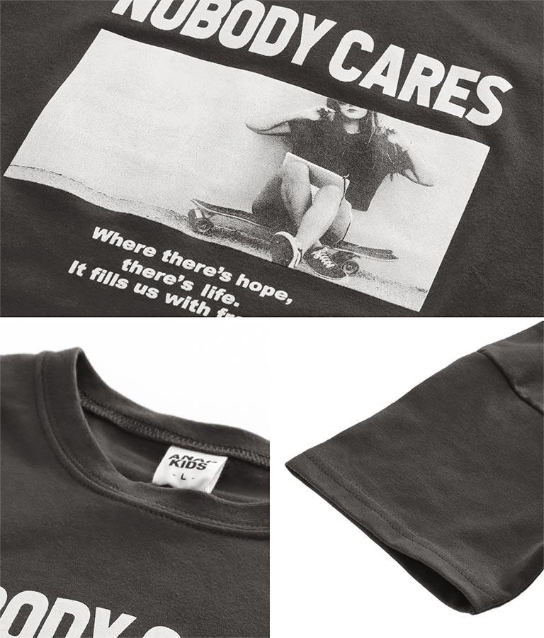 吸水速乾フォトプリントビッグTシャツ(トップス/Tシャツ) | ANAP KIDS