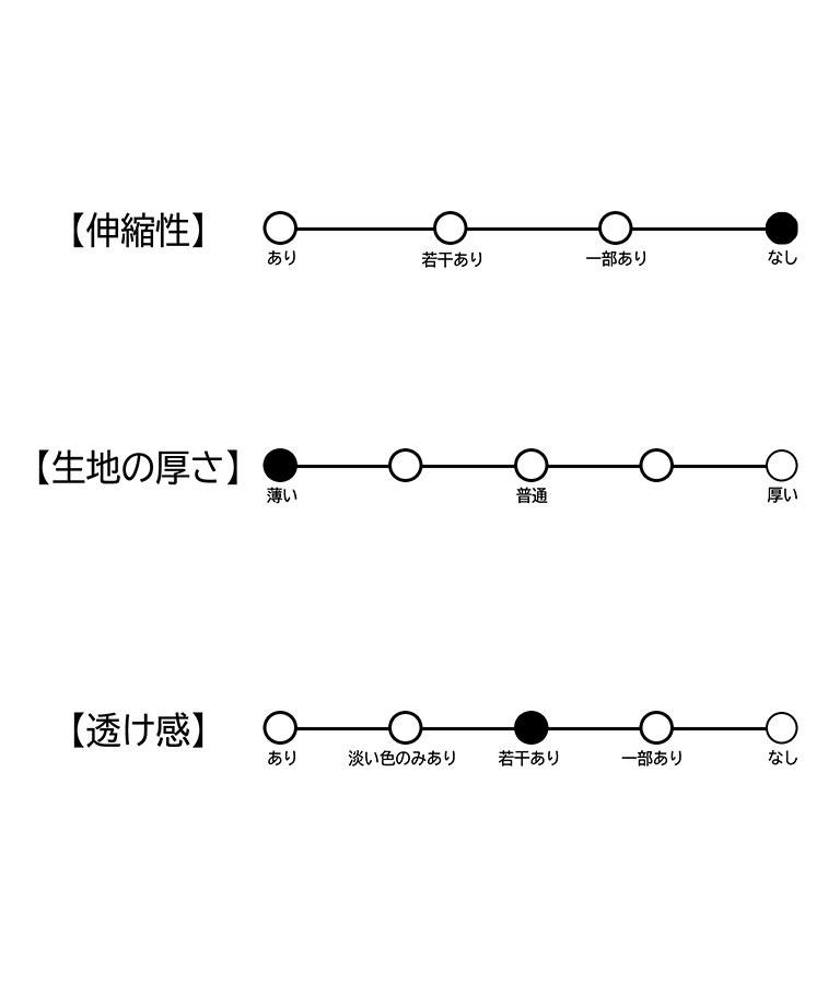 ストライプバックリボントップス(トップス/カットソー ・パフスリーブトップス)   ANAP