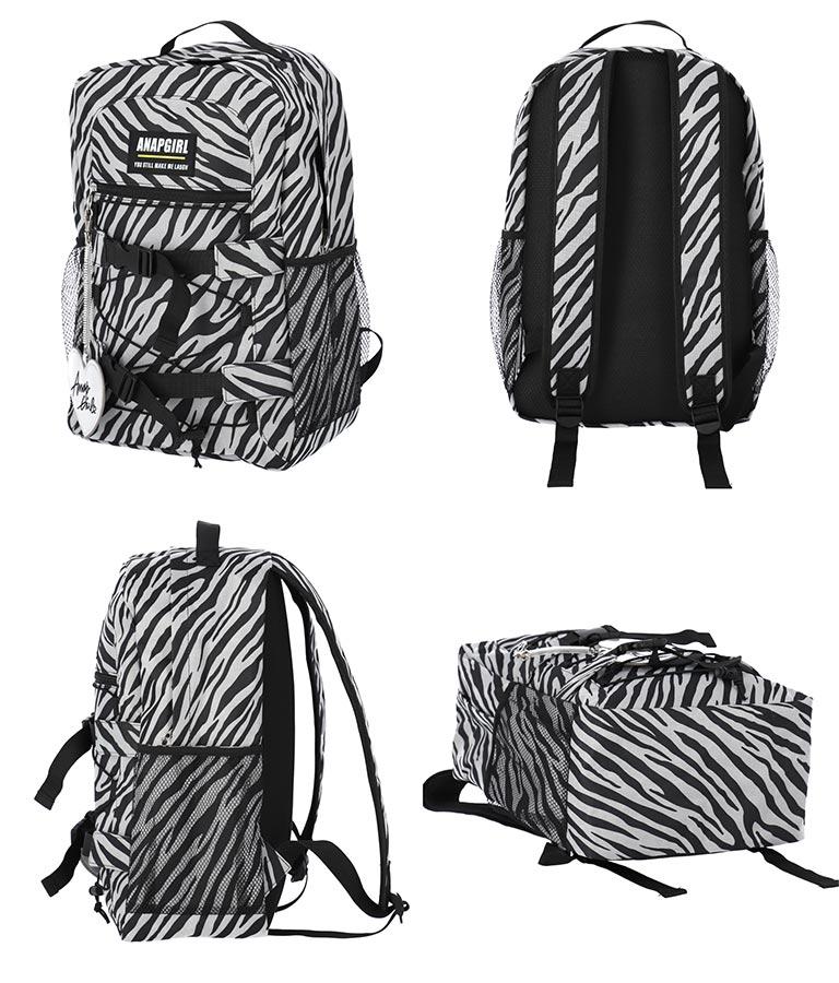 ハートミラー付ロープリュック(バッグ・鞄・小物/バックパック・リュック) | ANAP GiRL