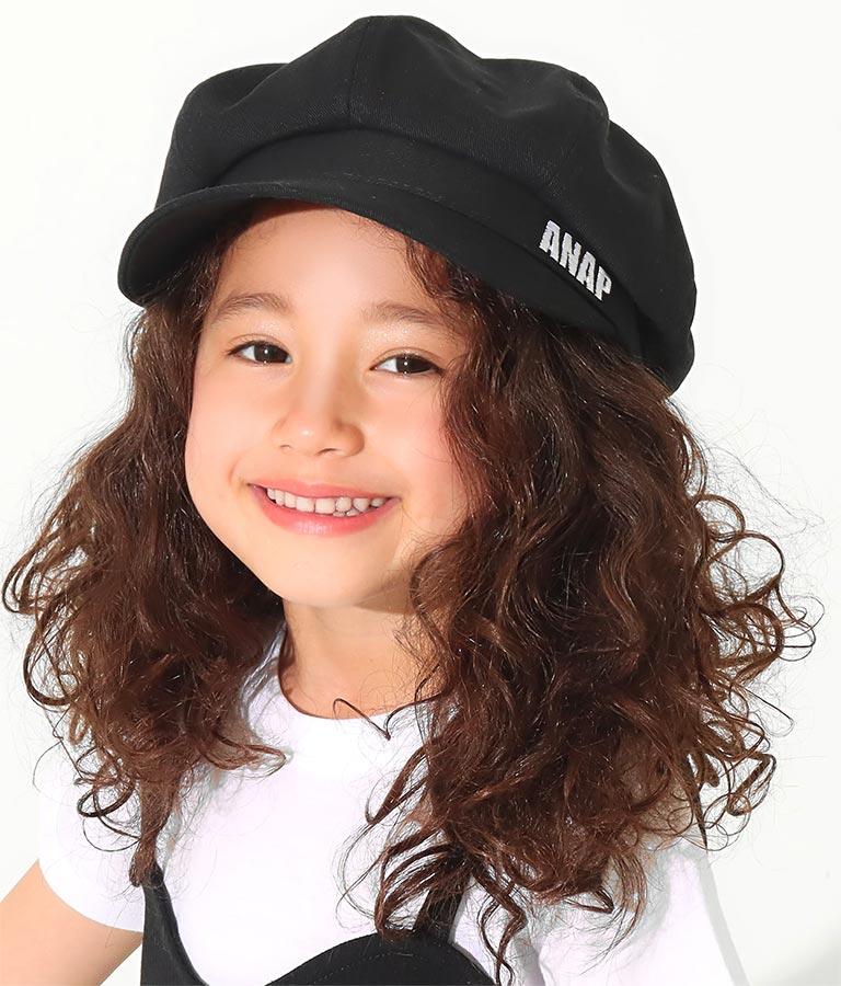 ツイルキャスケット(ファッション雑貨/ハット・キャップ・ニット帽 ・キャスケット・ベレー帽) | ANAP KIDS