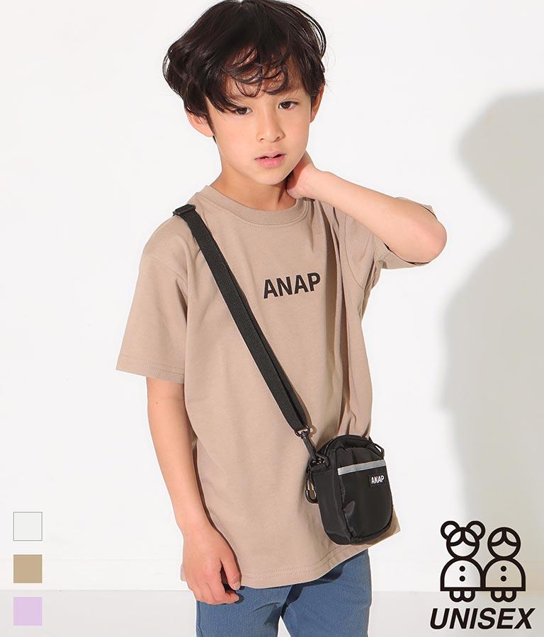 ミニバッグ付ビッグTシャツ
