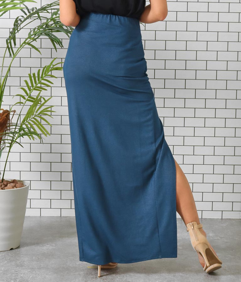 デニムライクラップスカート(ボトムス・パンツ /スカート) | anap Latina